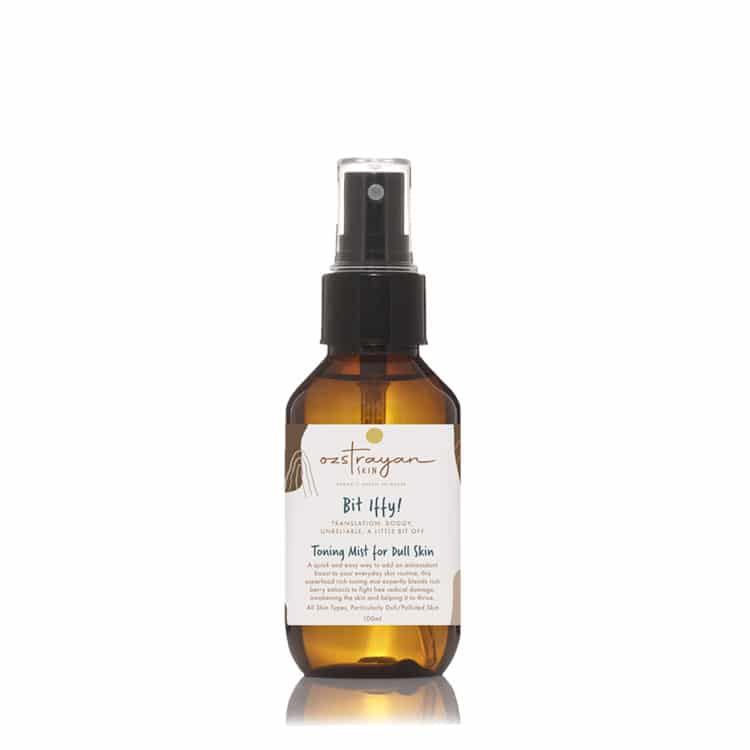 product image of Bit Iffy Toning Mist for Dull Skin